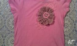 Handcrafted Girls T-shirts New Size 2 $10 each Clothing