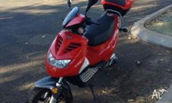 Great condition scooter for sale. Rego ok until
