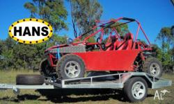 Hans - Car Carrier Trailer Custom Built - Brisbane &