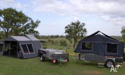 Savannah Campers & Trailers Cairns stock the Full Range