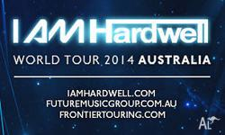 Unlimited amount of Hardwell tickets for his Sydney