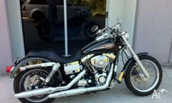 Harley Davidson FXDL Dyna Lowrider 2006 As new