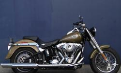 Perth Harley-Davidson would like to offer you this 2007