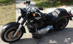- Matt Black. -Vance & Hines 2 into 2 Big Radius Pipes