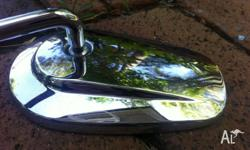 Genuine Harley davidson mirrors for sale, as new, not a