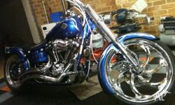 rocker c (custom). this bike is has had over 10k extras