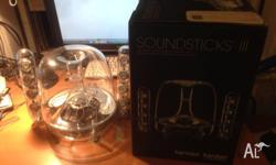 Harman Kardon SoundSticks III in Great Condition.