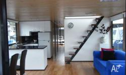 Harmony Single Storey Houseboat SOLD by Anchorage,