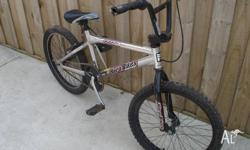 20 inch BMX bike good condition no furher use for it