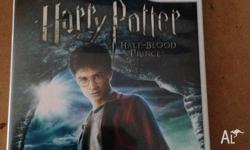 Harry Potter and the Half Blood Prince Game for Wii