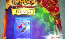 Harry Potter Chamber of Secrets Trivia Board Game -