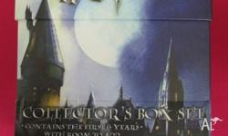 Harry Potter Collector�s Box Set Blu-Ray Contains Years