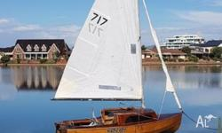 FOR SALE Hartley TS16 YOLDI 717 National Champion Boat