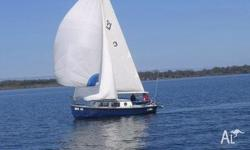 A fun family trailer sailer that sails well and is safe