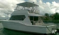 Hatteras 52, 1988, Other, Serious Boat buyers only need