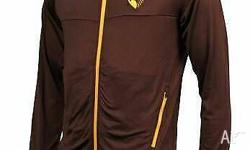 Hawthorn Hawks Men's Performance Jacket Embroidered