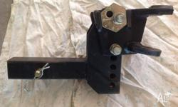 Hayman Reece Weight Distribution Hitch. Rated to 4545KG