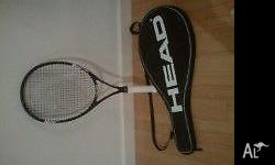 Head Tennis Racket (MX Ice Elite). Excellent condition,