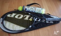 Selling becouase we are moving. Head Tennis racquet