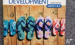 Units 1&2 Health & Human Development THIRD EDITION FOR