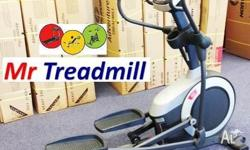 MR TREADMILL BRISBANE�S LARGEST FITNESS