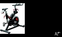 Introducing the Healthstream Exploit Spin Bike, the