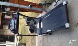 Fully Electronic- Motorised incline- ALL WORKING 4 yo-