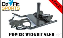 Purchase a Top Quality Power Sled online or instore