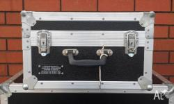 HEAVY DUTY ?SNARE DRUM? ROAD CASE (BRAND NEW) Rock