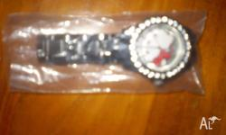 Hello kitty Girls watch brand new never used. gorgeous