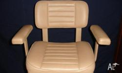 Helm Chair HC1, Boat Accessory, Second Hand Helm Chair