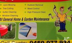 We provide many services. We can do almost anything in