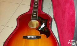 This listing is for my old Heritage Guitar Co model