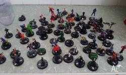 Selling random heroclix i have, Included is the batman