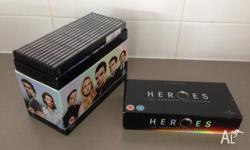 HEROES The Complete Collection Bought last year and