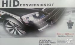 These are quality HID conversion kits. Each kit