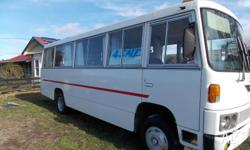 I have for sale a 1981 Hino motorhome. It has a 3 way