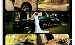 Exotic Limo understands your need better and offers an