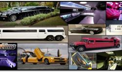 Exotic Limo provides you with exceptional limousines to
