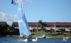 Hobie 16, in good condition, ready to sail, it has