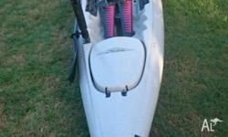 Hobie Revolution 13. Comes with seat, paddle, new turbo