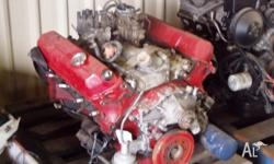 HOLDEN 253 4.2 litre redV8 engine from HQ suits HQ-WB