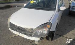 Holden Astra AH Hatch 2006 Wrecking Vehicle S/N V6033