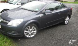Well cared for sports convertible with low kilometres,