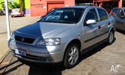 HOLDEN,ASTRA,2002, 4dr SEDAN, 1.8, 4cyl, 5sp MANUAL,