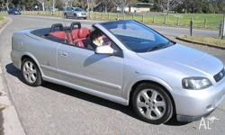 holden Astra Convertible parts, engines, panels, roof