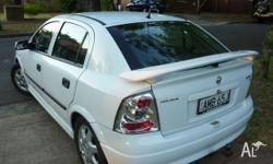 HOLDEN ASTRA TS 2002 AUTO ,AIR/COND, POWER/STEERING ,