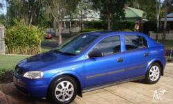 Holden Astra TS Classic 2005, 1.8Ltr, 5 Door Hatch, 5
