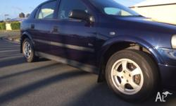 2000 model holden astra ts hatchback 5 speed manual low