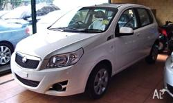HOLDEN, BARINA, 2010, 5D HATCHBACK, 1.6, 4cyl, 5 SP